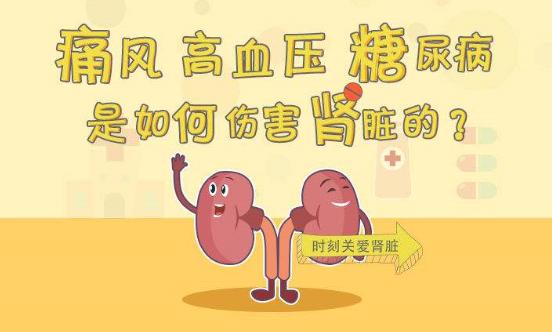 痛风怎么得的?高血压是导致痛风的一个重要原因!